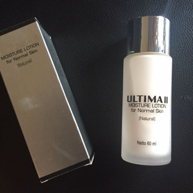 Ultima II Moisture Lotion