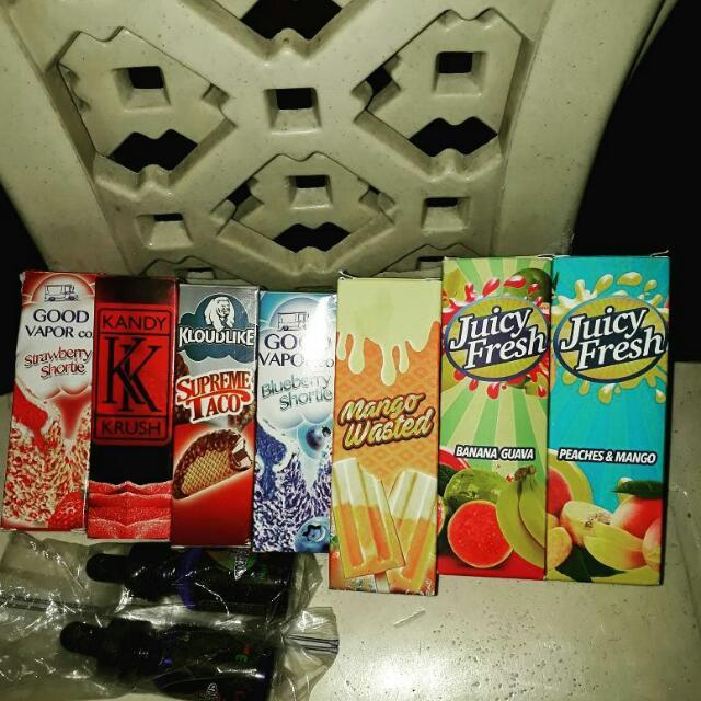 Vape Juices