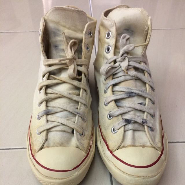 Vintage Converse All Star Chuck Taylor Blue Label