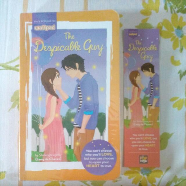 [Wattpad Book] The Despicable Guy 1 by Shirlengtearjerky