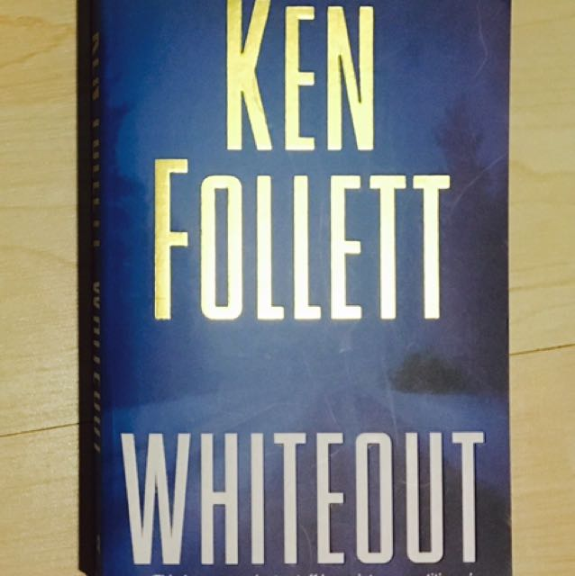 Whiteout by Ken Follet