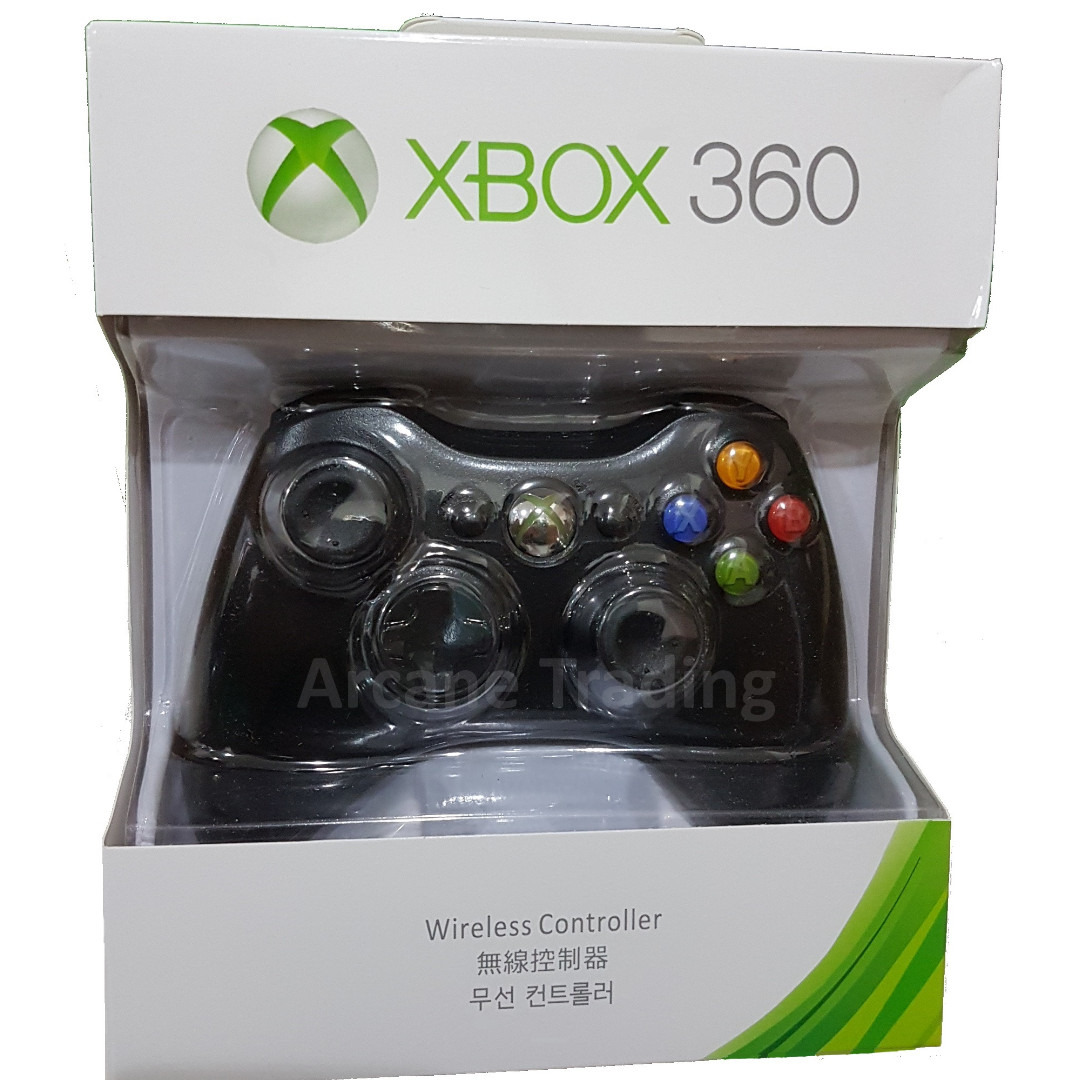 Wireless High Quality XBox 360 Game Controller for steam xbox360 console