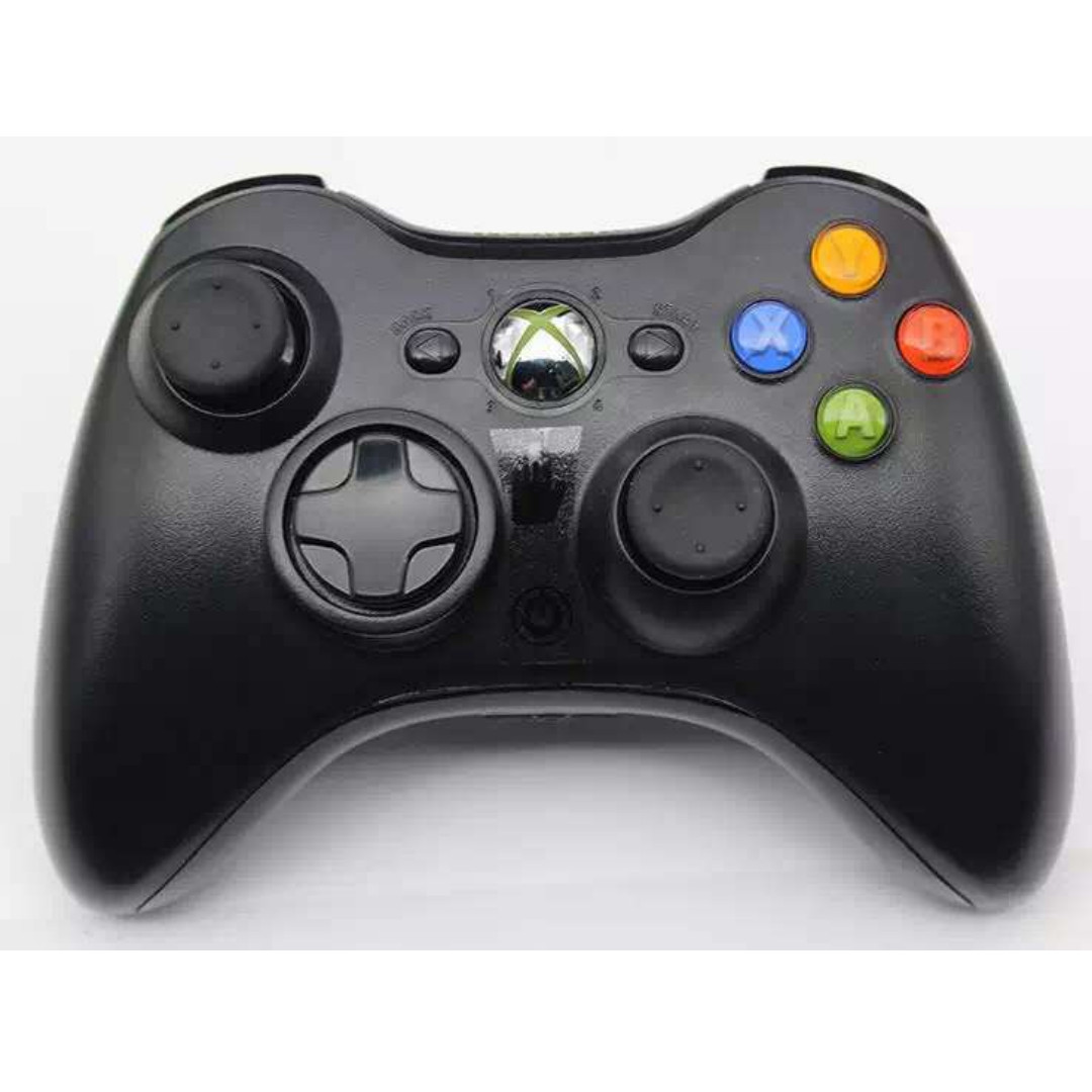 Wireless High Quality XBox 360 Game Controller for steam xbox360 ...