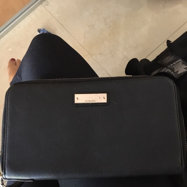 Witchery Large Wallet