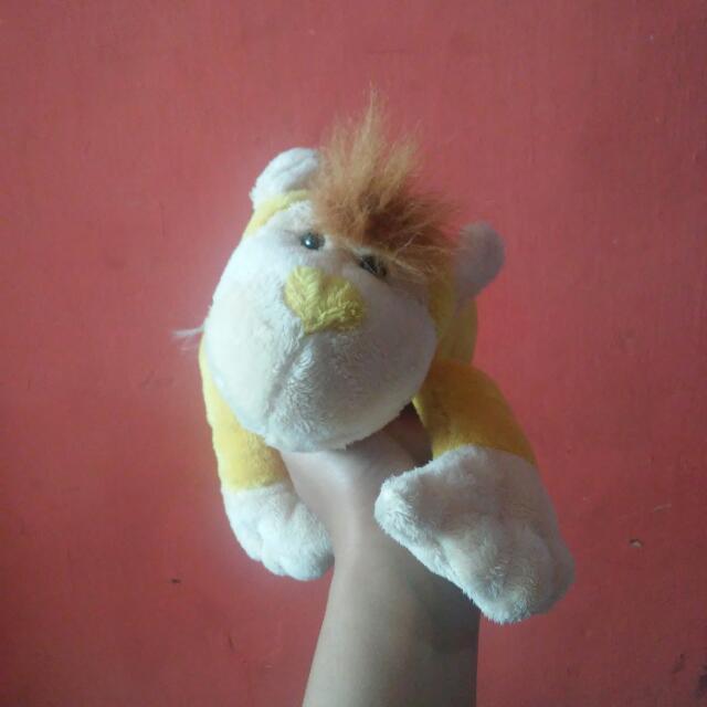 Yellow Monkey Doll
