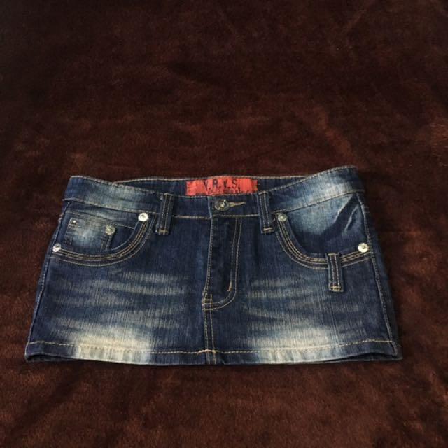 YRYS Mini Skirt