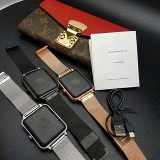 Jam Tangan Handphone Smart Watch Ipone Watch Gt09