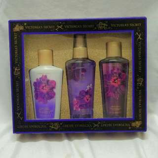 Authentic Victoria's Secret Love Spell 3-in-1 Set