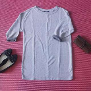 Oversize Knit Tunic
