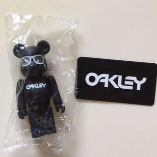 Secret  [Oakley] (1/192) - Bearbrick series 23