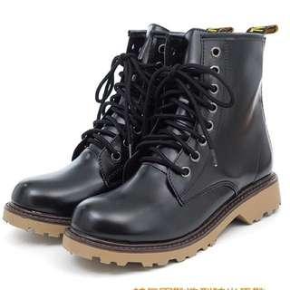 馬丁靴款 龐克搖滾風