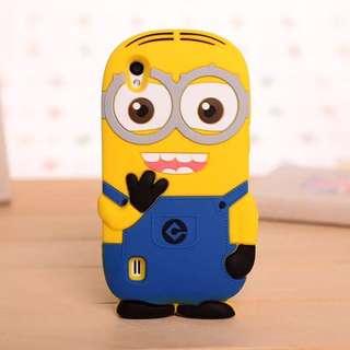 (READY STOCK) Vivo Y15 / Y13 Minion Phone Casing