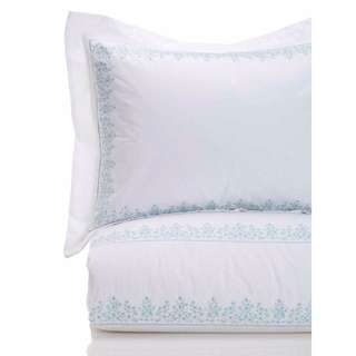 Brand New Egyptian Cotton Duvet Set In Baby's Breath
