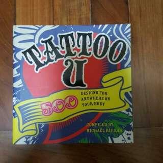 tattoo u 紋身書