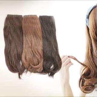 Hair Clip Curly - KOREAN