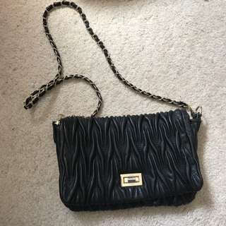 Aldo Black Small Bag