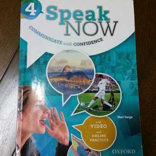 Speak Now (附CD)