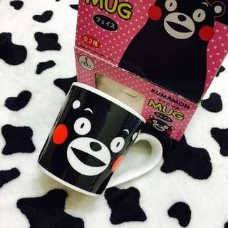熊本熊 萌熊 馬克杯 Kumamon