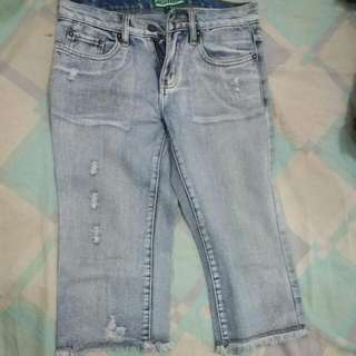 Point One 3/4jeans