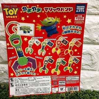 扭蛋⚪️玩具總動員 夾子 吊飾 巴斯 札克 胡迪 紅心