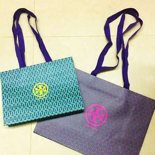 Tory Burch Paper Bag Shopping Bag紙袋