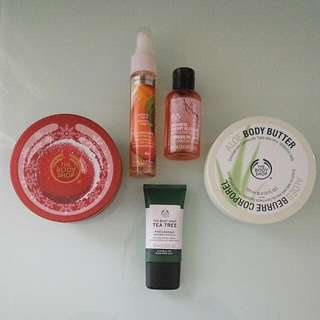 The Body Shop Body Care
