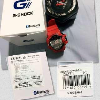 CASIO G-SHOCK G'MIX GBA-400