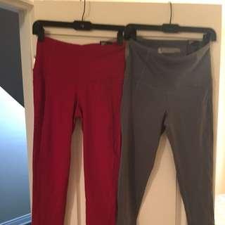 Victoria Secret Capri Workout Pants (2 For 1 Special)