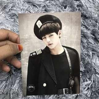 [VERY RARE] BTS in Malaysia Hello Season Signed Photocard