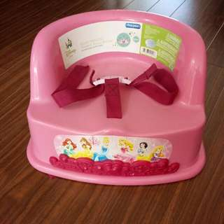 First Years Booster Seat (18m+) for a girl