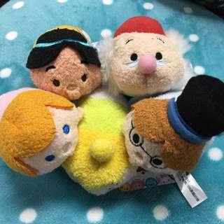 迪士尼Disney Tsum Tsum (包平郵)