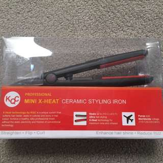 KQC Mini X Heat Ceramic Styling Iron