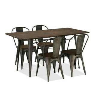 Brand New 5 PC Dining Table Set