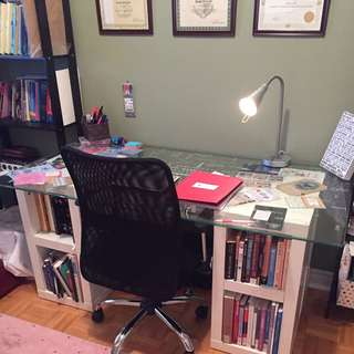 Study Desk/book Shelve
