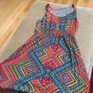 Various Summer Tops And Dresses