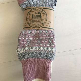 Brand New Roots Socks