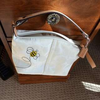 Coach Limited Edition Bumble Bee Small Purse 2006 Collection