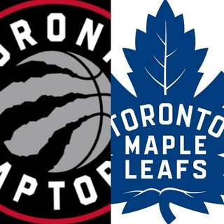 LEAFS AND RAPTORS PLAYOFF TICKETS!