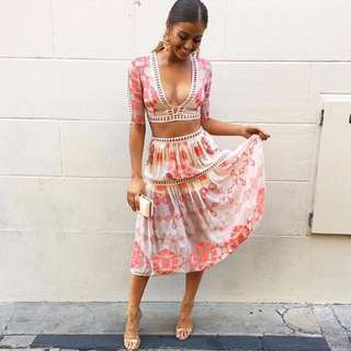 WTB: For Love And Lemons Barcelona Set