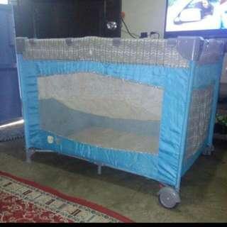 Baby Crib (angel Baby)