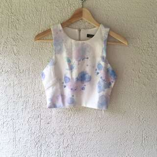 Luvalot Watercolour Top