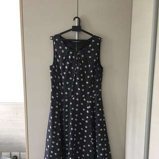 Laura Ashley Dress With Free Postage Normal Mail