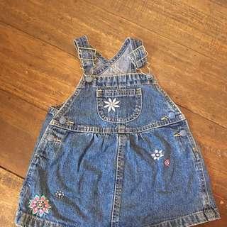 Oshkosh Jumper Skirt