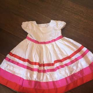 Carters Part Dress