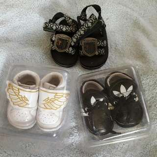 Baby Shoes For Your Little Man