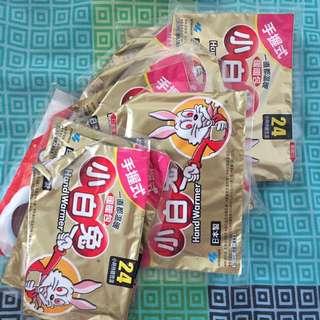 10pcs heat packs