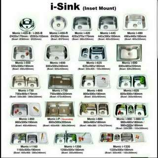 Brand New Monic Sink