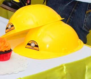 Party Hard Hats