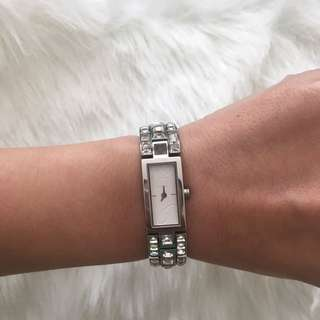 Authentic DKNY Watch with Swarovski Crystals RRP $350