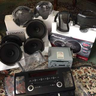 Mitsubishi CD/radio+ Lot More
